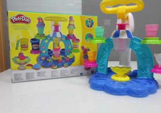 Play-doh helados plastilina envío gratis