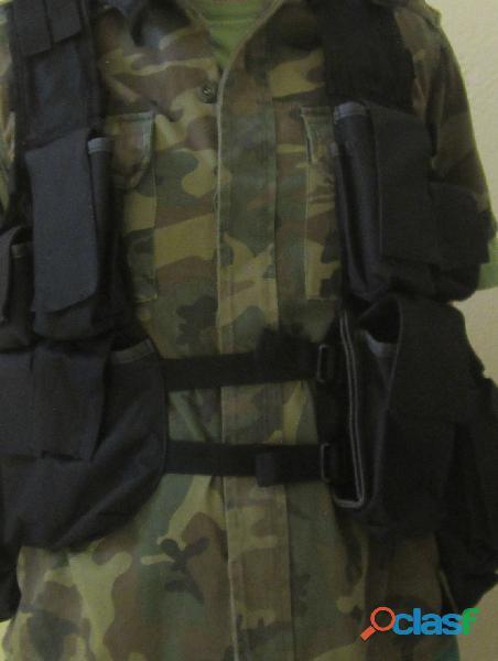 Chaleco tactico , camisa y chaleco 1