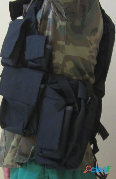 Chaleco tactico , camisa y chaleco 3