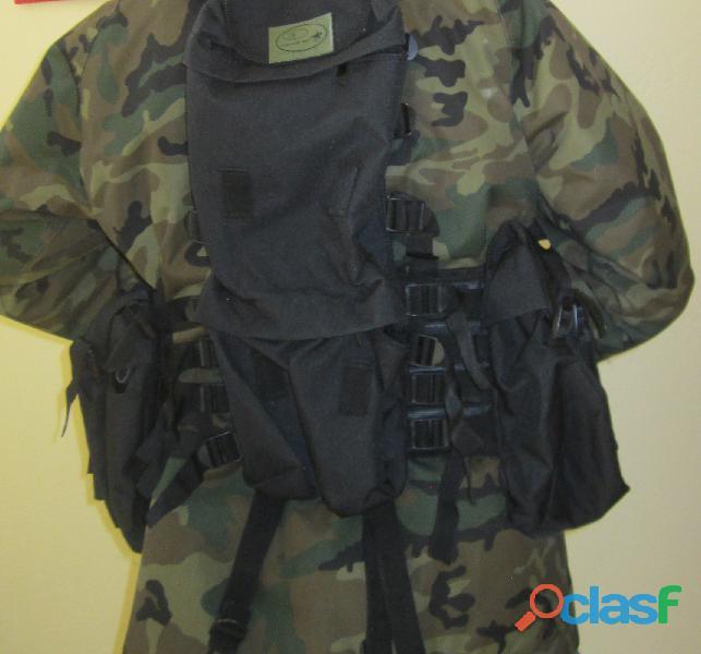 Chaleco tactico , camisa y chaleco 4
