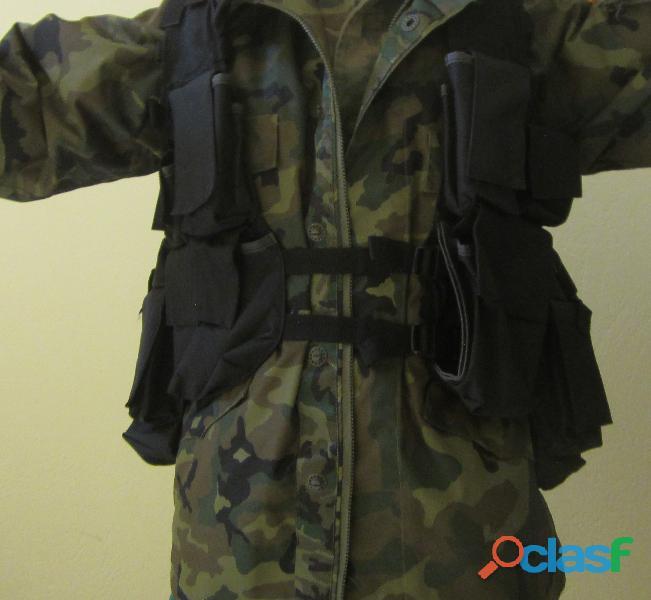 Chaleco tactico , camisa y chaleco 5