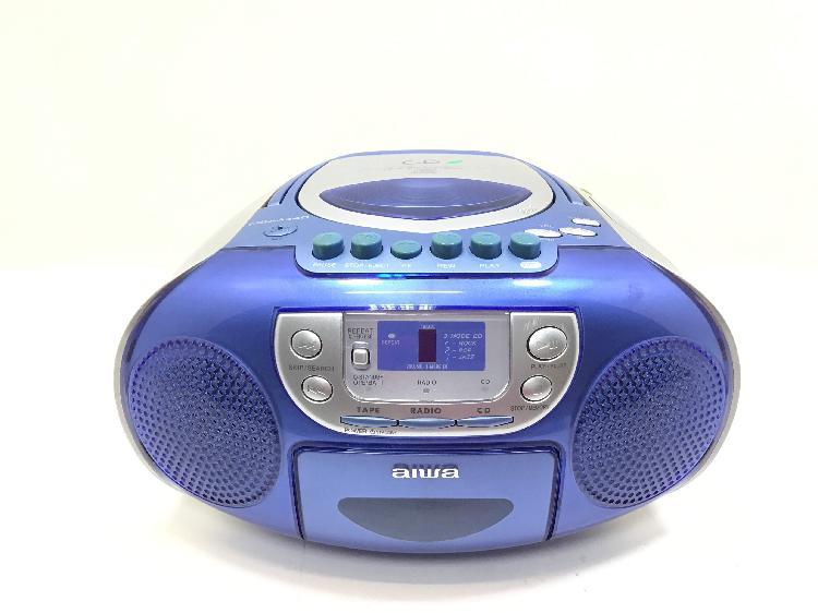 Radio cd cassette otros csd-a340