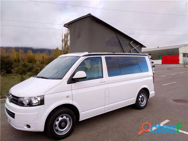 Volkswagen T5 California 2.0TDI BMT Beach Edition Corto