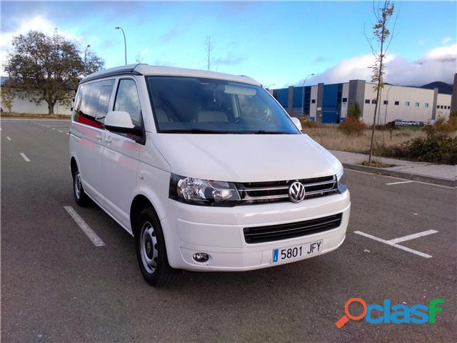Volkswagen T5 California 2.0TDI BMT Beach Edition Corto 1