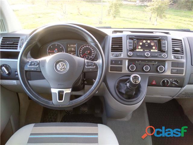 Volkswagen T5 California 2.0TDI BMT Beach Edition Corto 4