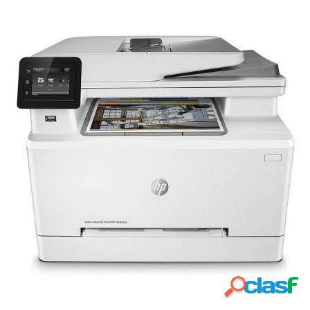 Multifuncion hp wifi laserjet pro color m282nw - 21/21ppm - scan 1200p