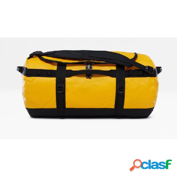 Bolso the north face base camp duffel s summit gold rojo