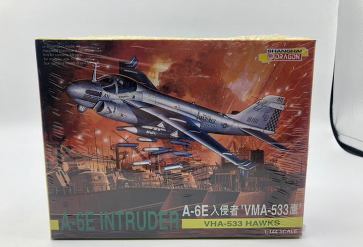 A-6e intruder vha-533 hawks shanghai dragon 1/144 nuevo