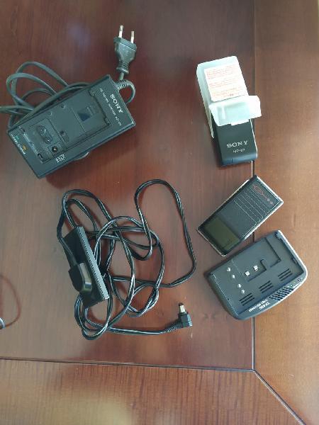 Accesorios camara video sony