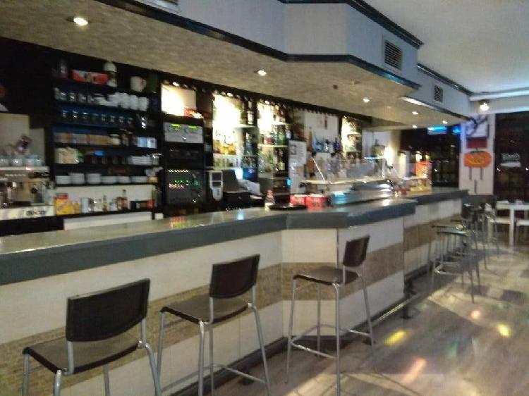 Alquiler bar musical / cafeteria