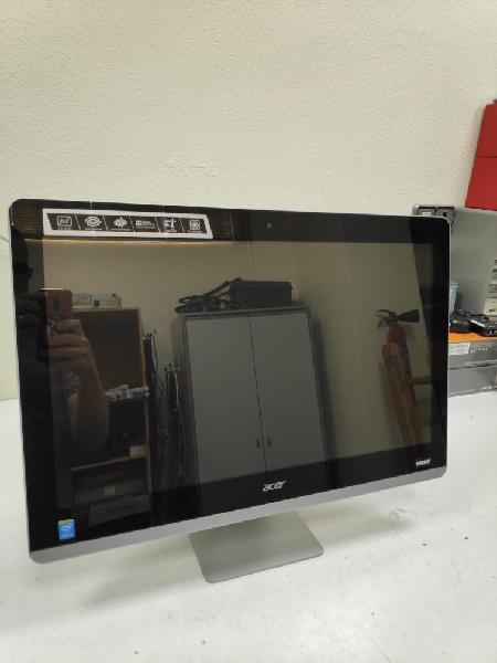 Acer allinone no funciona pantalla