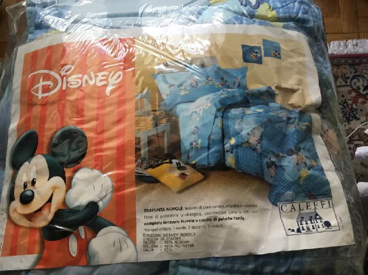 Edredón infantil disney micky mouse