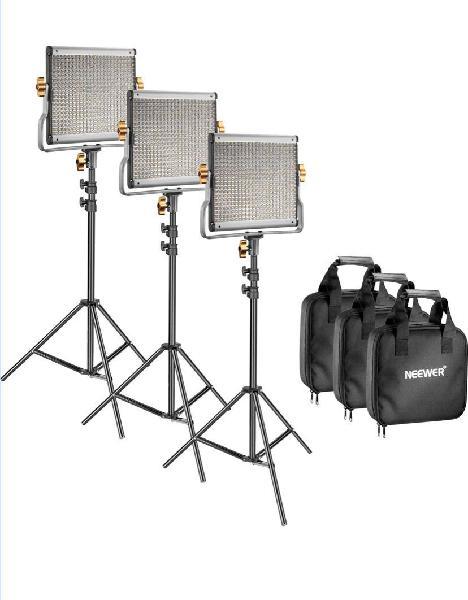 Equipo de iluminación led de alta gama