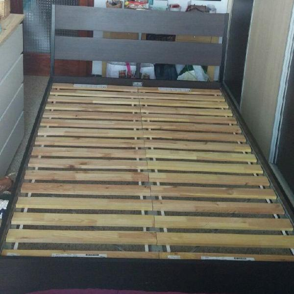 Estructura de cama 140cm
