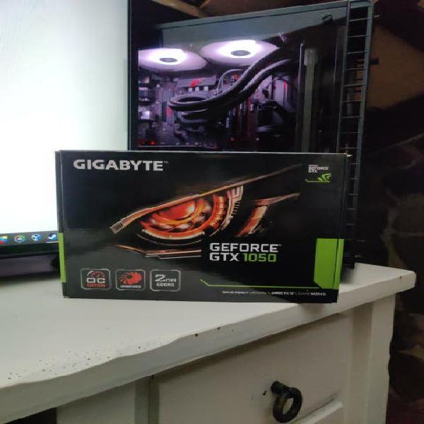 Gigabyte geforce gtx 1050 oc 2gb gddr5