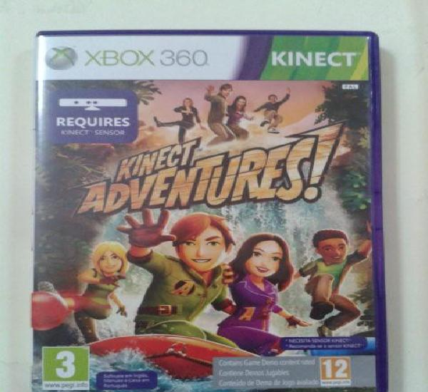 Kinect adventures. x-box 360
