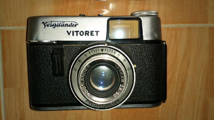 Lote cámaras antiguas (para atrezzo o colecciones)