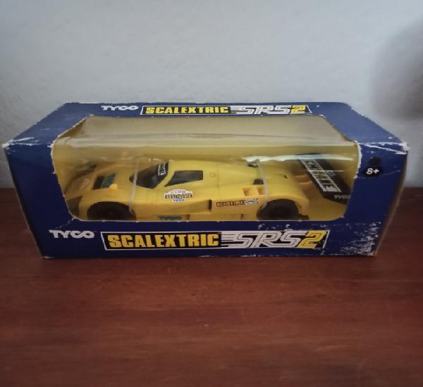 Mazda srs-2 scalextric club año 1996.motor caja negra.