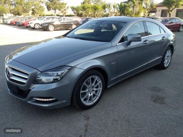 Mercedes clase cls 350 cdi aut. 4 matic 265 cv. de 2011 con