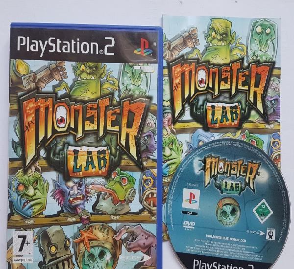 Monster lab ps2 playstation 2