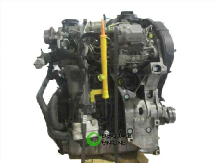 Motor asy motor completo skoda fabia (6y2/6y3) cla