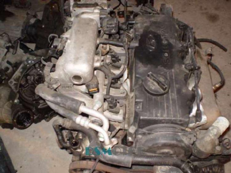 Motor hyundai accent pony 1.5 12v