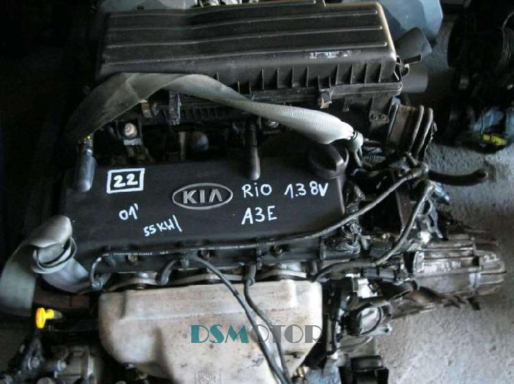 Motor kia 1600 16 v 2011