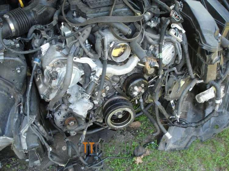 Motor lexus is f 5.0