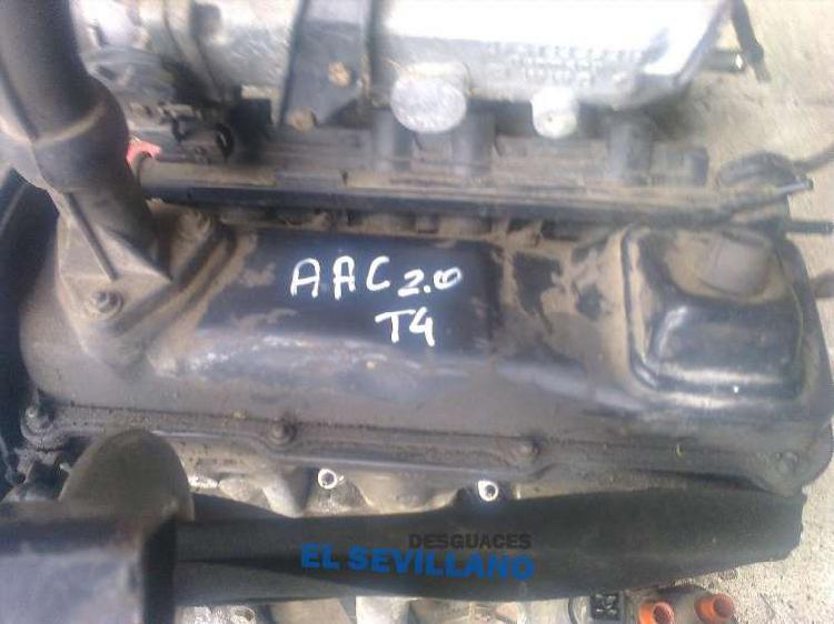Motor t4 aac 2.0 vw