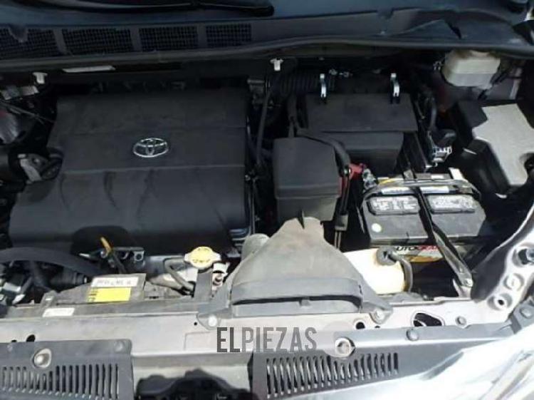 Motor toyota sienna 2011 2012 2013 2014 3.5 v6
