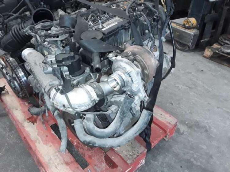 Motor completo hyundai tucson