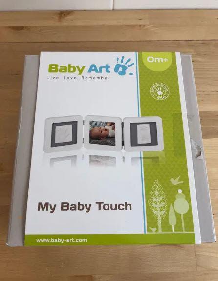 My baby touch: marco para huella de bebe