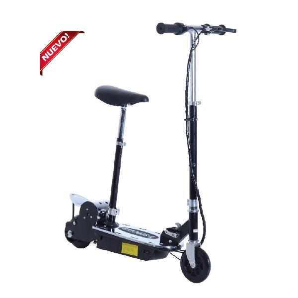 Patinete eléctrico plegable e-scooter bateria