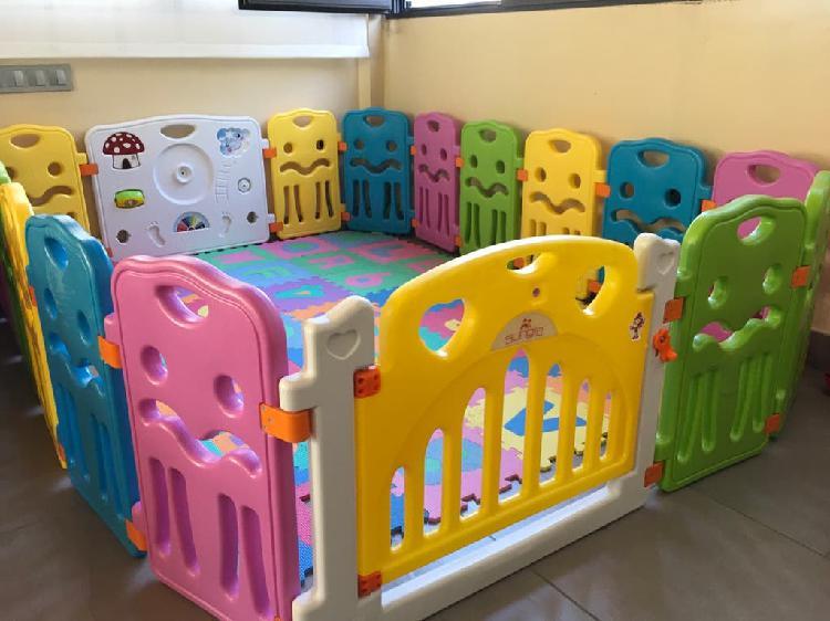 Parque de bebés