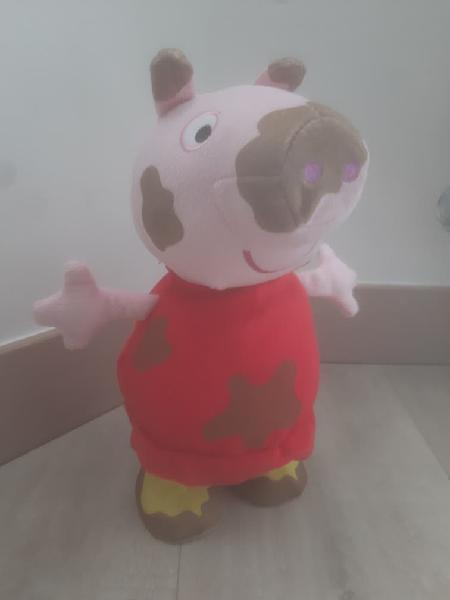 Peppa pig / salta y habla