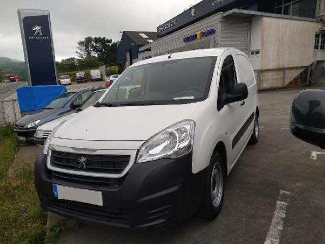 Peugeot partner 1.6 blue hdi confort l1 75 '17