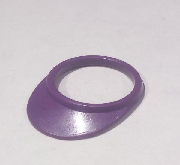 Playmobil - gorro, gorra, golf, tenis color violeta
