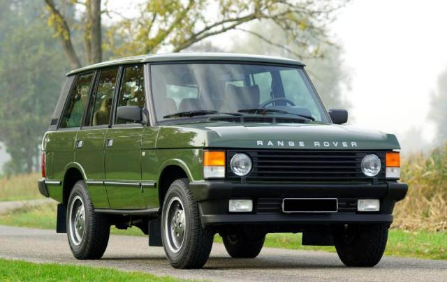 Rover range rover v8 - 1988