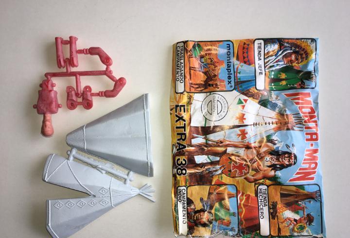 Sobre montaplex extra nº 38 montaman tienda india - sobre