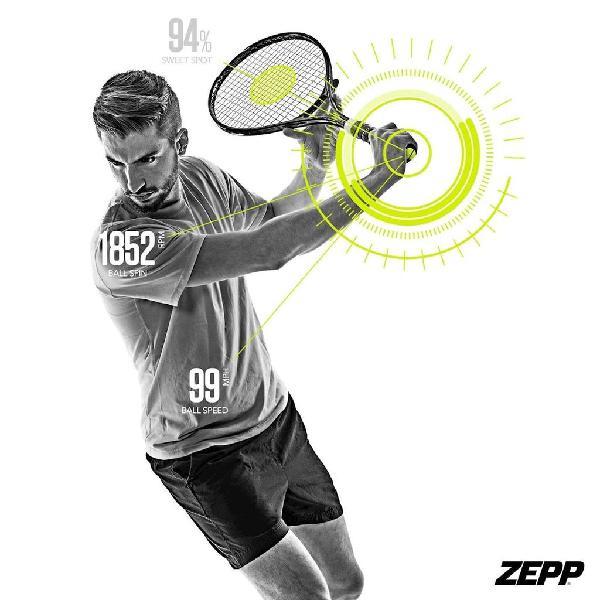 Sensor de entrenamiento tenis zeep