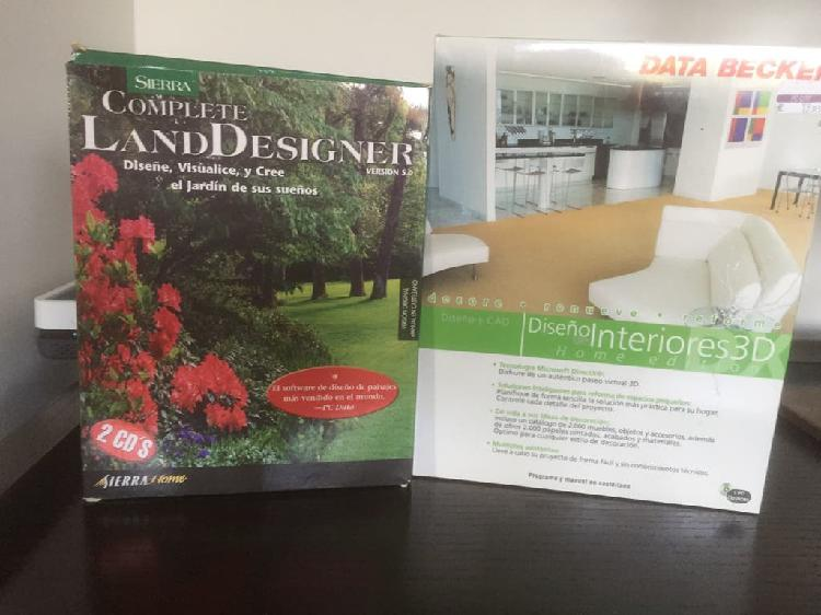 Software diseño interiores 3d home edition