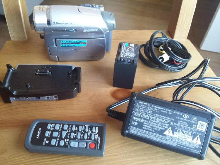Sony handycam mini dv camcorder [ carl zeiss