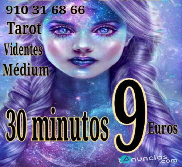 Tarot telefónico oferta visa 30 minutos 9 euros