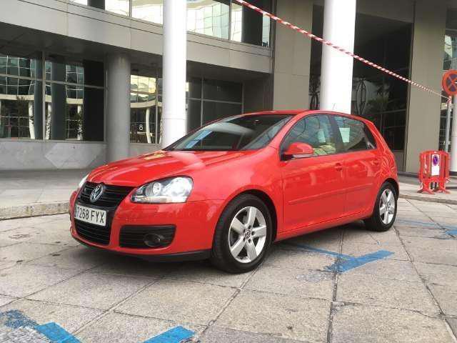 Volkswagen golf 1.4 tsi dsg gt sport