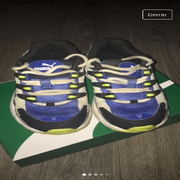Zapatillas puma talla 27,5