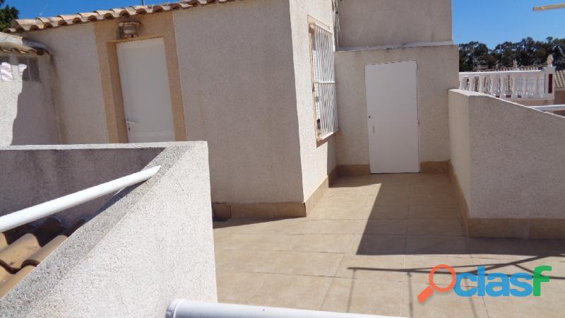 Bungalow en Planta SIN Vecinos Arriba en Los Altos, Torrevieja 3