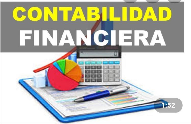 Busco profesor/a de contabilidad financiera