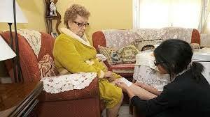 Busco trabajo de interna con señora mayor