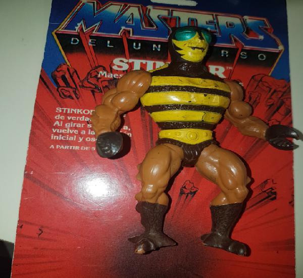 Buzz off masters del universo motu heman mattel heman