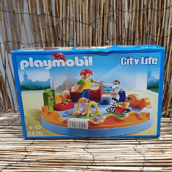 Juguete nuevo precintado playmobil 5570